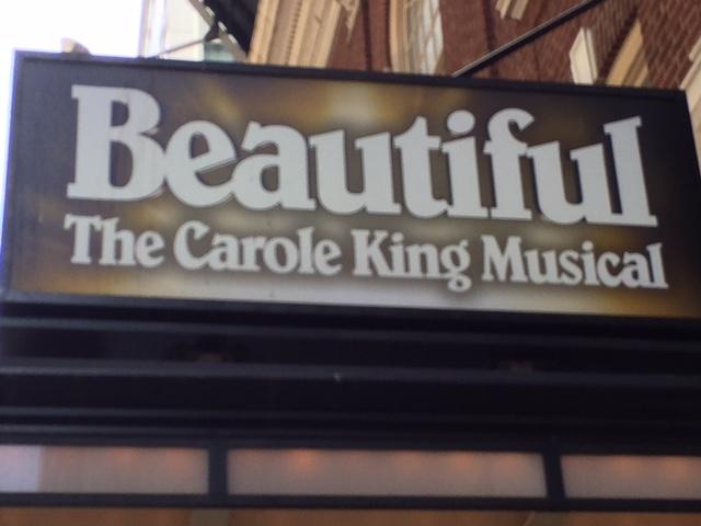 ニューヨーク3 ブロードウェイミュージカル「Beautiful」_c0189469_17194760.jpg