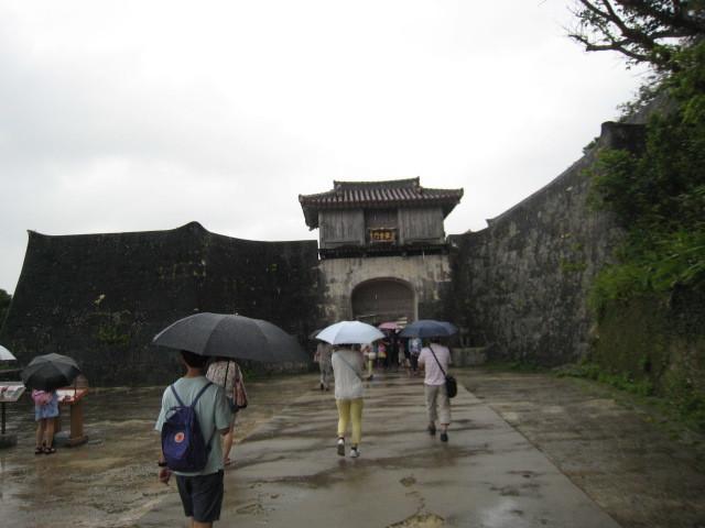 沖縄の旅 その35 首里城 その1_e0021092_11161527.jpg