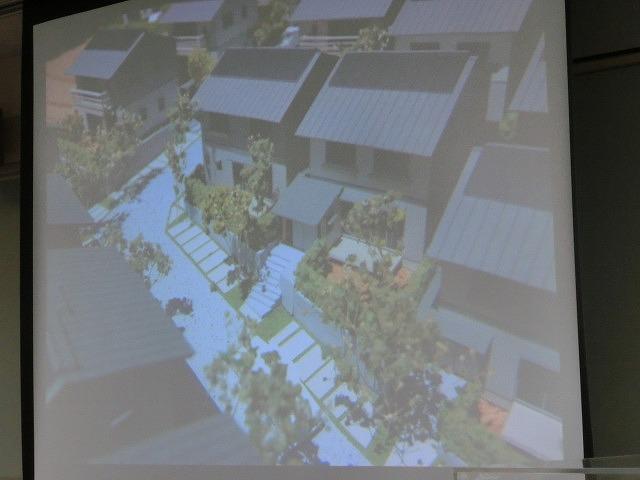 景観やみどりに配慮した民間の住宅地開発「あさひの杜」のトークショー_f0141310_6521117.jpg