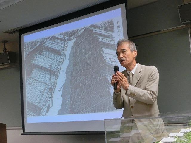 景観やみどりに配慮した民間の住宅地開発「あさひの杜」のトークショー_f0141310_6522580.jpg