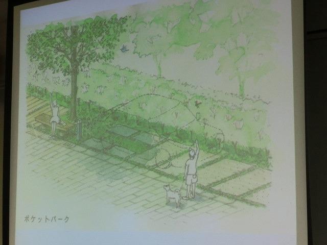 景観やみどりに配慮した民間の住宅地開発「あさひの杜」のトークショー_f0141310_6551657.jpg