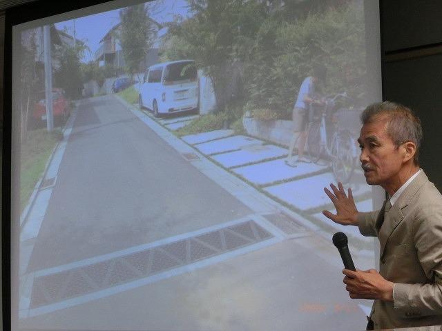 景観やみどりに配慮した民間の住宅地開発「あさひの杜」のトークショー_f0141310_6552734.jpg
