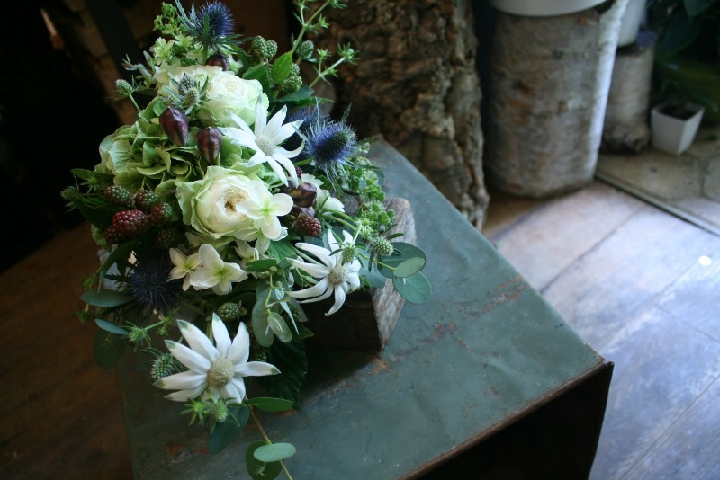 オトナの野の花ブーケ_d0005824_1746597.jpg