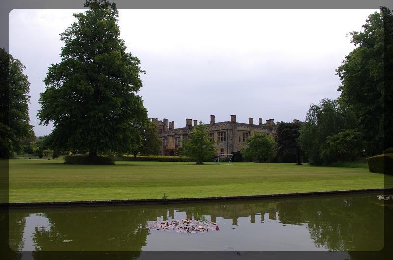 イギリス旅行記4 Sudeley Castle_e0136424_21072378.jpg