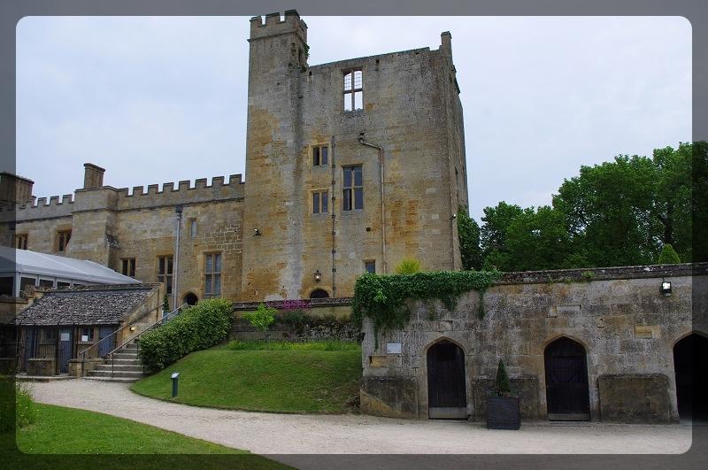 イギリス旅行記4 Sudeley Castle_e0136424_21073913.jpg