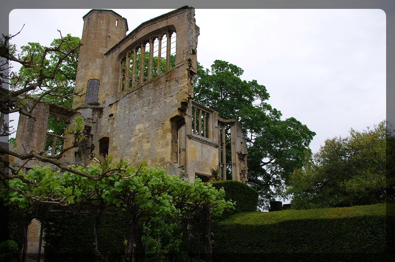 イギリス旅行記4 Sudeley Castle_e0136424_21074279.jpg