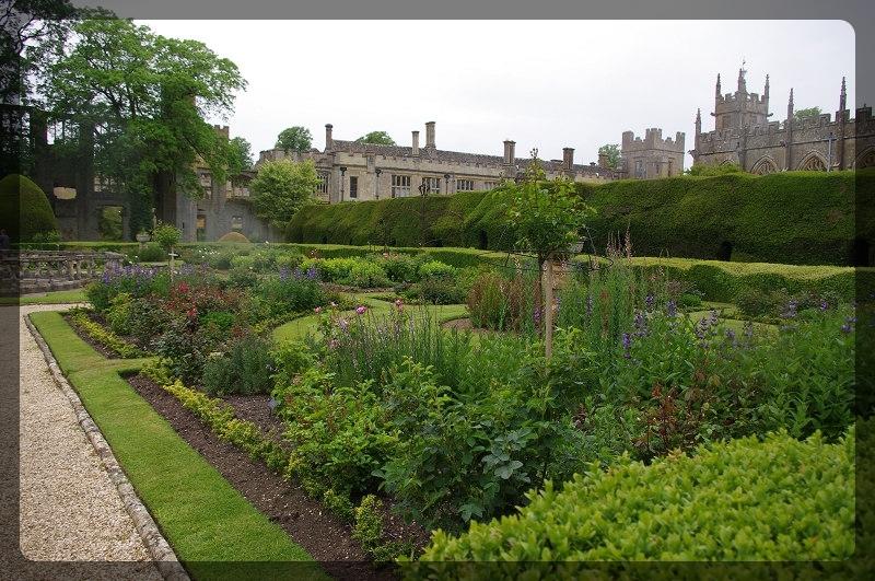 イギリス旅行記4 Sudeley Castle_e0136424_21081133.jpg
