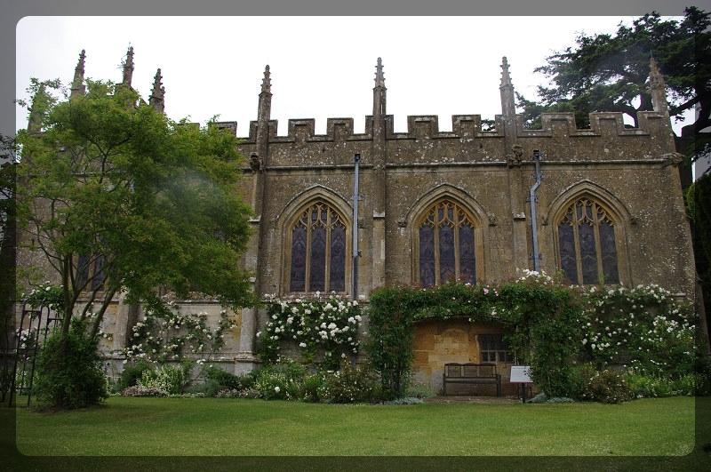 イギリス旅行記4 Sudeley Castle_e0136424_21082040.jpg
