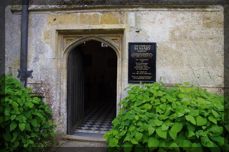 イギリス旅行記4 Sudeley Castle_e0136424_21082390.jpg