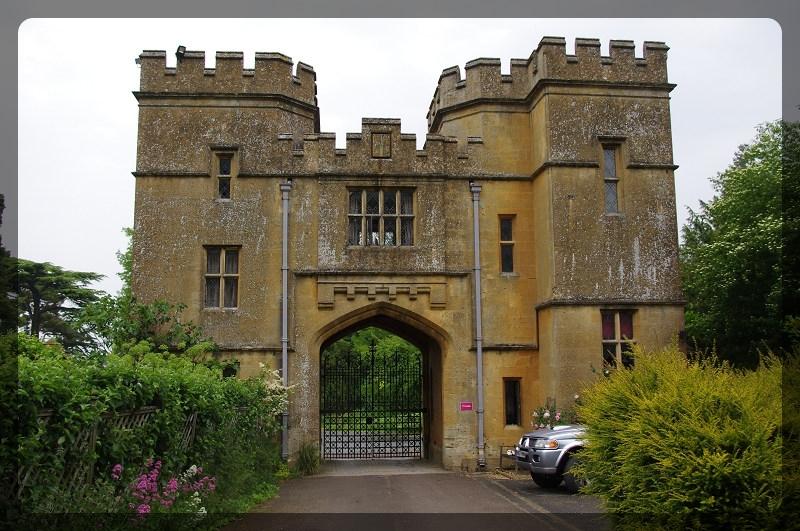 イギリス旅行記4 Sudeley Castle_e0136424_21084019.jpg