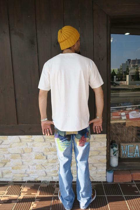 """【NASNGWAM】""""COMMUNE PANTS""""スタイルサンプル!_e0169535_19122427.jpg"""