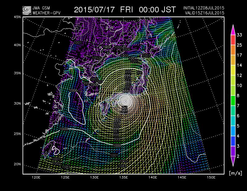 台風予報 17日に和歌山に上陸!?【ビッグゲームルアーズ】_f0009039_12571480.png