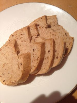 玄米酵母のフランスパン_a0175348_6394984.jpg