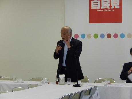 2015. 7. 8 自民党福島県連 平成28年度政府予算対策要望_a0255967_118416.jpg