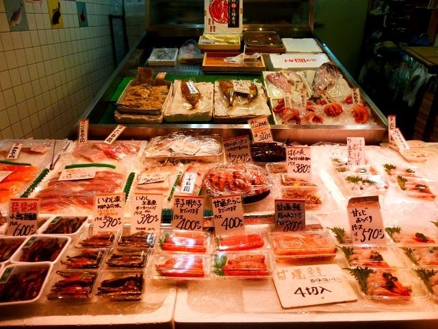 錦市場400年  (京の台所)  パグにあったよ! 京都編_d0105967_16482802.jpg