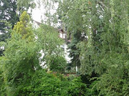 「ブラームスの家」 バーデン・バーデンにて_a0280569_547012.jpg