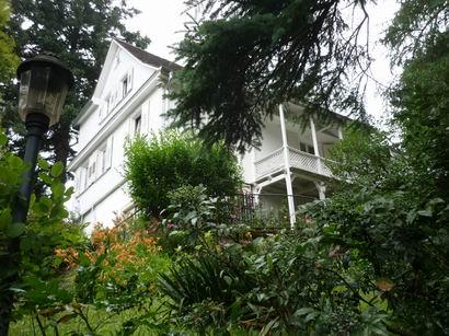 「ブラームスの家」 バーデン・バーデンにて_a0280569_5474194.jpg
