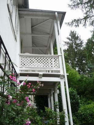 「ブラームスの家」 バーデン・バーデンにて_a0280569_5482522.jpg