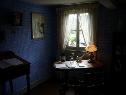 「ブラームスの家」 バーデン・バーデンにて_a0280569_5513980.jpg
