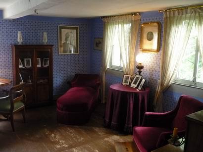 「ブラームスの家」 バーデン・バーデンにて_a0280569_551566.jpg