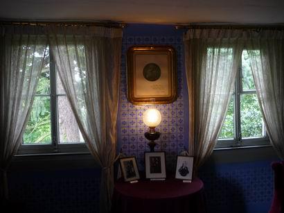 「ブラームスの家」 バーデン・バーデンにて_a0280569_5523837.jpg