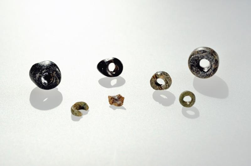コラムリレー(第46回)ピリカ遺跡まつりと石製小玉のはなし_f0228071_21271371.jpg
