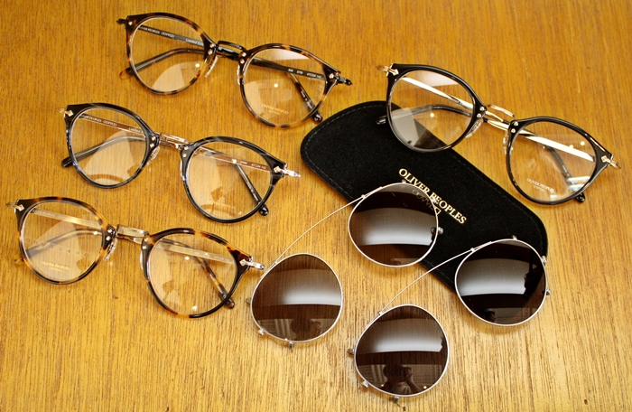 「OLIVER PEOPLES OP-505 Limited Edition 雅」_f0208675_17263625.jpg