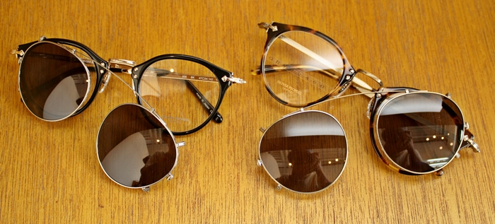 「OLIVER PEOPLES OP-505 Limited Edition 雅」_f0208675_17291369.jpg
