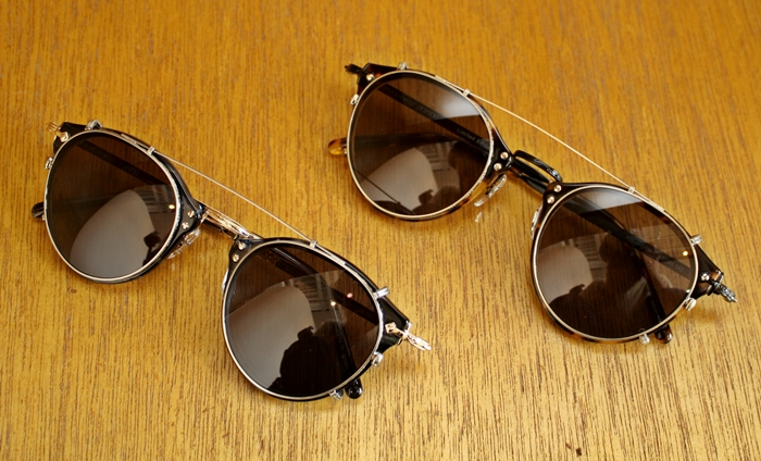 「OLIVER PEOPLES OP-505 Limited Edition 雅」_f0208675_17334417.jpg