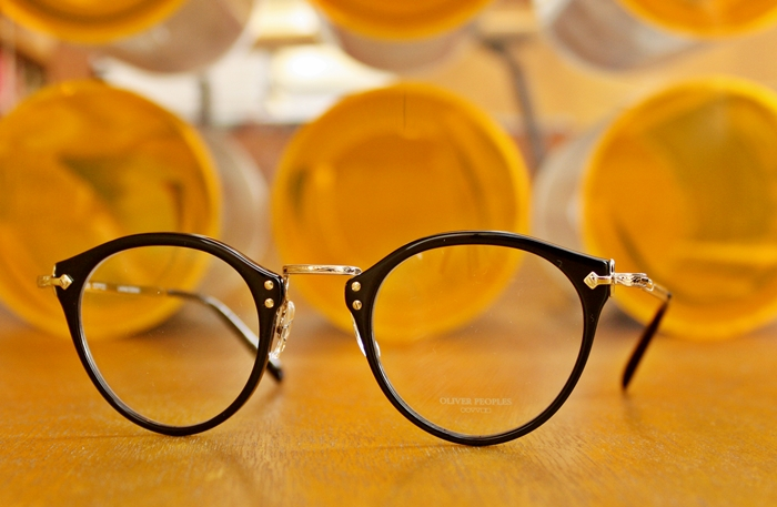 「OLIVER PEOPLES OP-505 Limited Edition 雅」_f0208675_17342282.jpg