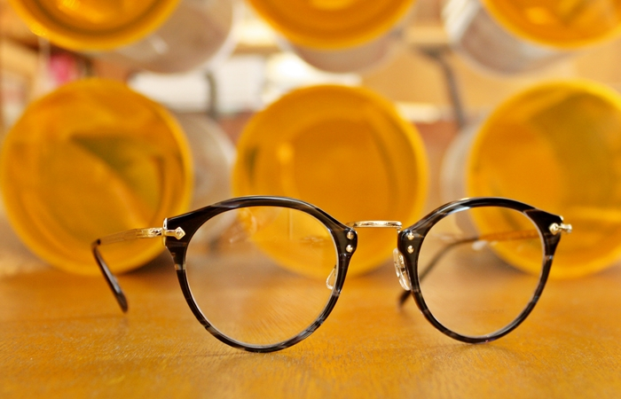 「OLIVER PEOPLES OP-505 Limited Edition 雅」_f0208675_17345544.jpg