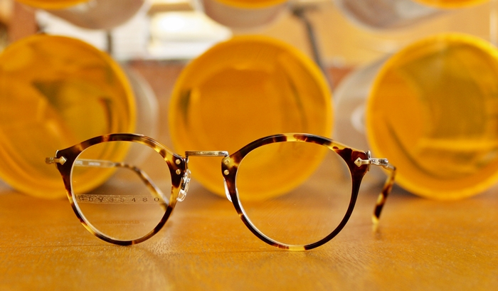 「OLIVER PEOPLES OP-505 Limited Edition 雅」_f0208675_17353577.jpg