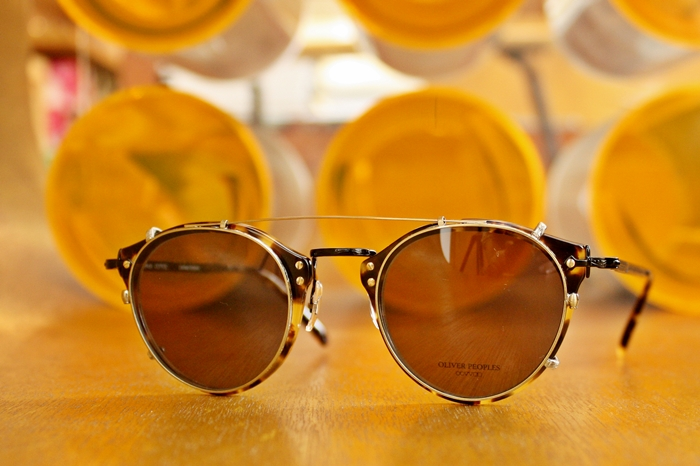 「OLIVER PEOPLES OP-505 Limited Edition 雅」_f0208675_17363123.jpg