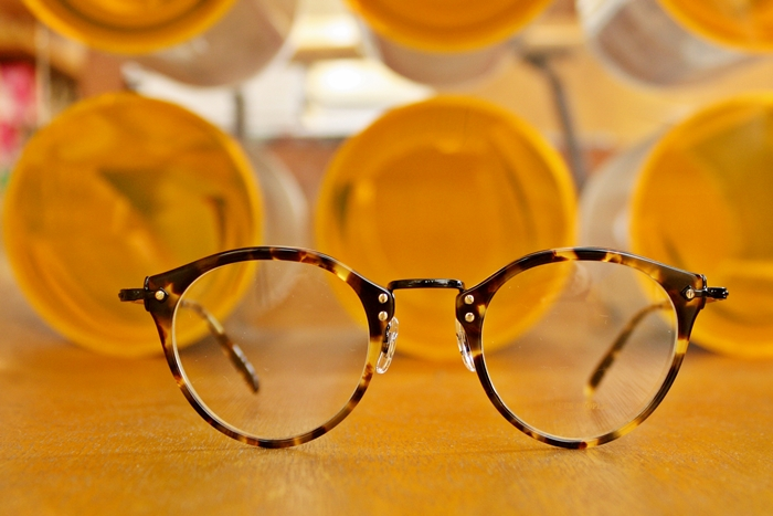 「OLIVER PEOPLES OP-505 Limited Edition 雅」_f0208675_1736330.jpg