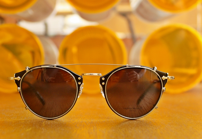 「OLIVER PEOPLES OP-505 Limited Edition 雅」_f0208675_17534925.jpg