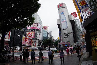 7月9日(木)今日の渋谷109前交差点_b0056983_10532347.jpg