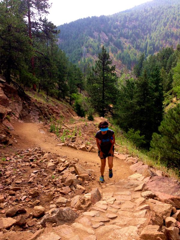 Boulder CO. USA Mountain Running Trip 2014/7/22-23_b0220886_17401220.jpg