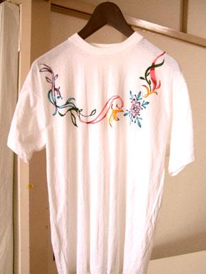 教室完成作品! Tシャツ、てぬぐい_a0079315_11564362.jpg