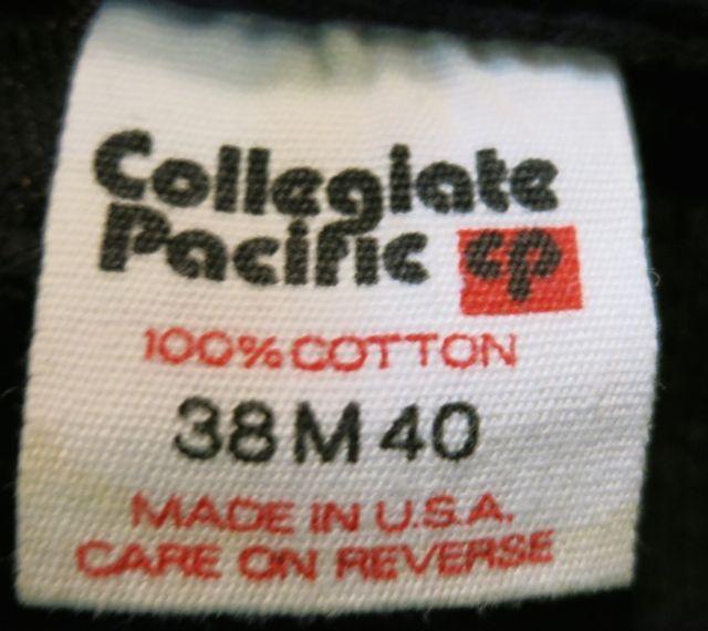7/11(土)入荷!80s〜collegiate pacific  Tシャツ!_c0144020_14185165.jpg