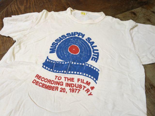 7/11(土)入荷!70s Event T-shirts!  Mississippi Salute!_c0144020_14404394.jpg