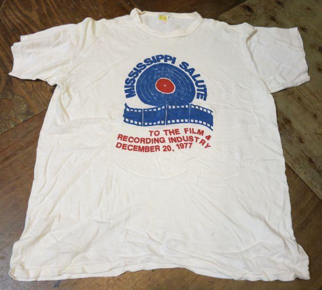 7/11(土)入荷!70s Event T-shirts!  Mississippi Salute!_c0144020_14404577.jpg