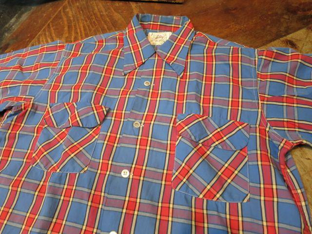 7/11(土)入荷!40s〜オープンカラーシャツ!DAN RIVER FABRIC!_c0144020_14454170.jpg