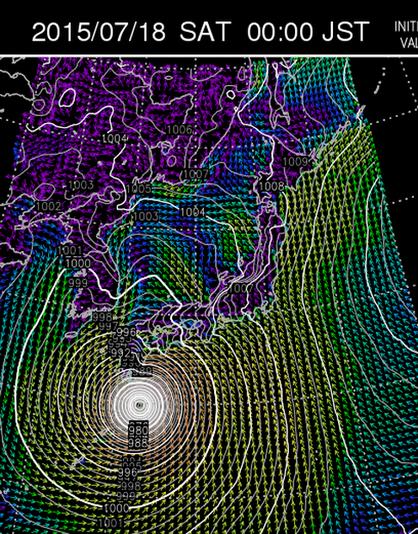 台風11号の予報が変わり、18日に九州に上陸!?【ビッグゲームルアーズ】_f0009039_1751590.png