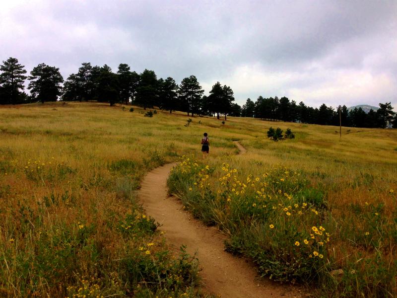 Boulder CO. USA Mountain Running Trip 2014/7/22-23_b0220886_17373678.jpg