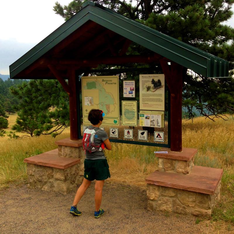 Boulder CO. USA Mountain Running Trip 2014/7/22-23_b0220886_17405544.jpg