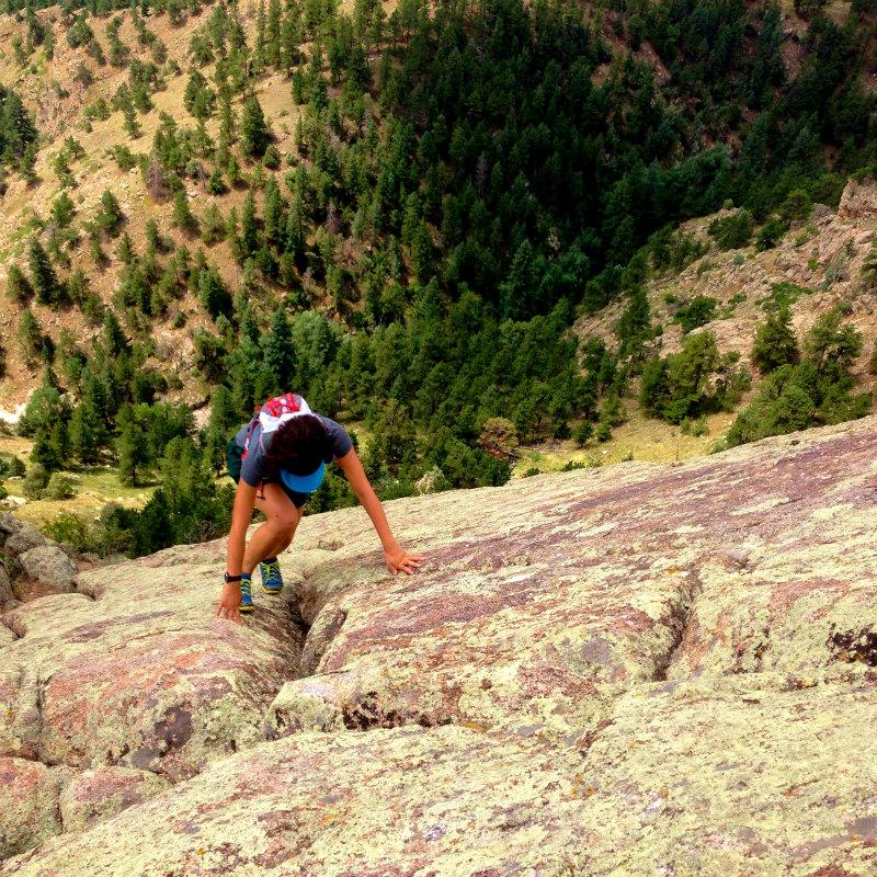 Boulder CO. USA Mountain Running Trip 2014/7/22-23_b0220886_17491941.jpg