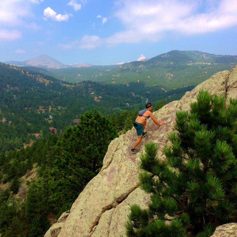 Boulder CO. USA Mountain Running Trip 2014/7/22-23_b0220886_1749376.jpg