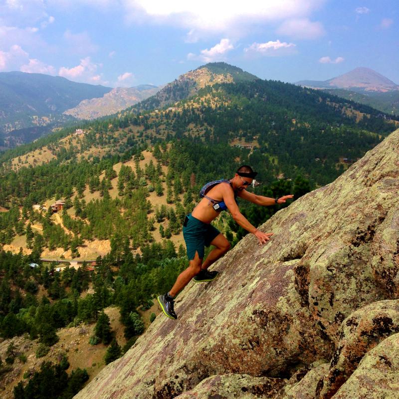 Boulder CO. USA Mountain Running Trip 2014/7/22-23_b0220886_17493945.jpg