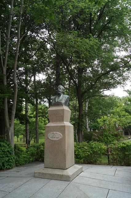 北海道大学は観光地でもあり、文化伝承の施設、大学を観光に生かせ!!_d0181492_1444135.jpg