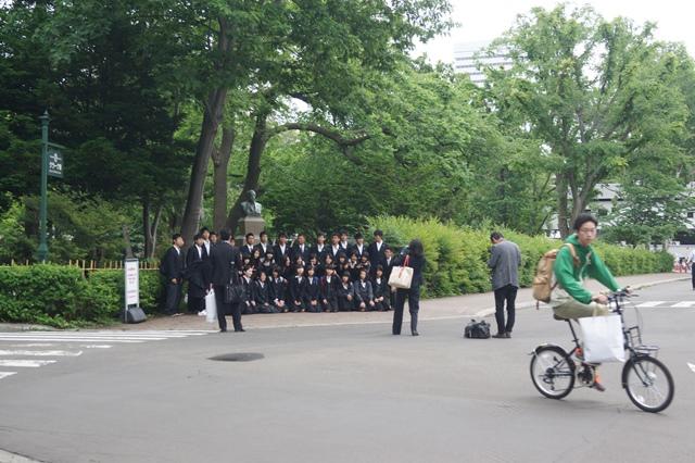 北海道大学は観光地でもあり、文化伝承の施設、大学を観光に生かせ!!_d0181492_1451789.jpg